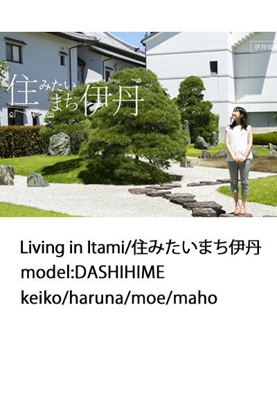 DASHIHIME-living-in-itami